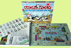 monopoly junior instructions uk