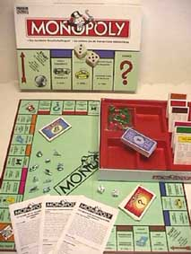 monopoly junior the roller coaster money game instructions