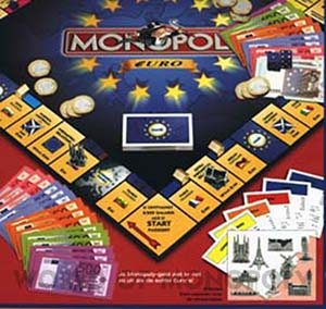 Monopoly Europa Edition Geld